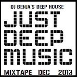 DJ BENJA'S DEEP HOUSE SPECIAL 2013/2014 MIXTAPE ENTITLED: REACHING   djbenjaofficial@yahoo.co.uk