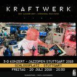 Kraftwerk - Jazzopen Stuttgart 2018 - Schloßplatz, Stuttgart, 2018-07-20