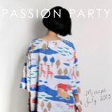 PASSIØN PARTY MIXTAPE: July 2Ø13