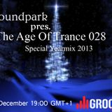 Soundpark - The Age Of Trance 028 (Special Yearmix 2013)(12-12-13) @ Center Groove