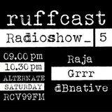 Raja, Grrr & dBnative - 5 mars 2016