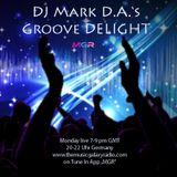 Mark D.A.'s GROOVE DELIGHT No.146 on MGR London, 21.01.2019