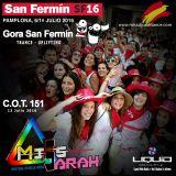 Radio Shows San Fermin 2016