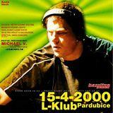 """CJ Bolland at """"Most Wanted II"""" at L-Klub (Pardubice - CZ) - 15 April 2000"""