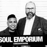 Soul Emporium with Neil Masey & Affy Wajid on 1 Brighton FM - 04.09.17 - featuring guest Seamus Haji