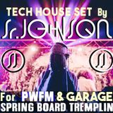 Dj Contest - Spring Board Tremplin by PWFM x Garage (Paris)