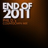 Phil D.'s End of 2011 Countdown Mix