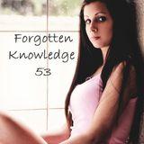 DJ Future Underground - Forgotten Knowledge vol 53