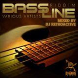 DJ RetroActive - Bassline Riddim Mix (Full) [Di Genius Records] June 2012