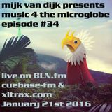 Music 4 The Microglobe #34 (January 2016)