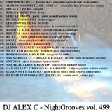 DJ ALEX C - Nightgrooves 499 dance 02.05.2019