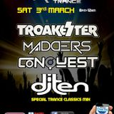 FloorFriction Saturday 3rd March