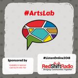 ArtsLab with Mark Sheeky on RedShift Radio. S3 Ep.10: Pink