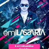 Emil Lassaria live at La Cubanita Beach Bar 05.07.2015