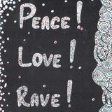 ORCA - Peace! Love! Rave! #open-air 24-05-14