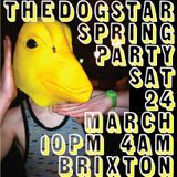 Audiosushi Spring Party [Saturday 24th March, 2012] Dogstar Brixton {Promo Mix}