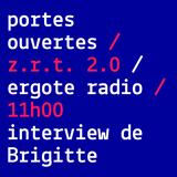 Portes Ouvertes de l'erg : Interview de Brigitte