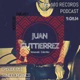 Oblivio Records Podcast   Sonido Organico 51 ft. Juan Guttierrez (COL)   hosted by PABLoKEY 9.08.14