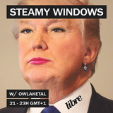 170316 #010 Steamy Windows - The Future is Female by Owlaketal - Live on Radio Libre GMT+1