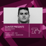 GUNTER Presents on Trickstar Radio: 11th February 2019 - w/ Special Guest Dan Hulin
