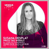Price Tag Weekly (2019.26.07) @ Vicious Radio w/ Susana Desplat