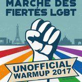 Gay Pride Paris 2017 Warmup (Marche des Fiertés 2017) --- Before Booster 78
