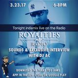 DJ A/C - TEXAS 101 JAMZ RADIO SET (TBT)(Hip-Hop, R&B) March 23, 2017