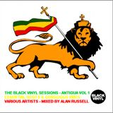 Black Vinyl Nyabinghi Session Vol 1 - Various Artists Selected and mixed by Alan Russell