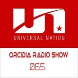 Orcidia Radio Show #ors065 [Universal Nation]