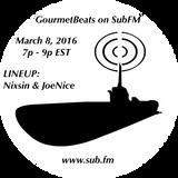GourmetBeats SubFM March 2016
