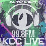 AirzOnAThurs - Thursday 21st March 2013 - 99.8FM KCC Live (Upitup Records 10th Birthday Special)
