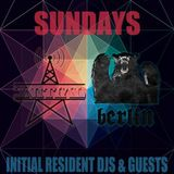 wAh - 2016.0313 - Initial DnB Sunday Sessions @ Berlin Cafe