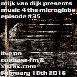 Music 4 The Microglobe #35 (February 2016)