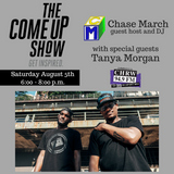 Tanya Morgan on The Come Up Show (WIB Rap Radio special)