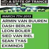 Dash Berlin - A State of Trance 600 (Minsk, Belarus)  - 07.03.2013