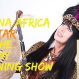 Donna Africa exclusive interview on the Dannysun morning show.