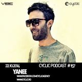 Cyclic Podcast #157 - Yanee
