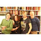År 1991 - med Hanna Hellquist, Svante Weyler och Daniel Sjölin!