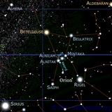 Alnilam HIP 26311
