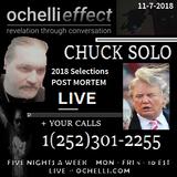 The Ochelli Effect 11-7-2018 Chuck Solo