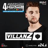 #24.6 Hardwell PT Fans presents special 4rd anniversay edition by VillanZ [12.XI.2017]
