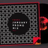 Four4 // Jan 2014 Mix