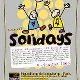 """SOLIDAYS 08-07-2000 @Paris (""""nuit Techno"""") part 1 [Dan GHENACIA, D. SINCLAIR]"""