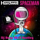 Hardwell - Spaceman (Dj Bopy 2012 Bootleg)