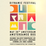 Adriatique - Diynamic Festival, Amsterdamse Bos (2014-05-30)