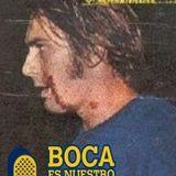 """Capitán de Capitanes. Por Alberto Moreno para """"Boca es Nuestro"""""""