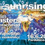 "Jim Masters & Steve Rachmad at ""Sunrising 6"" at L-Klub (Pardubice - Czech Republic) - 16 June 2001"