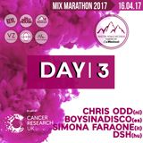 The Mix Marathon 2017 - Full version (3/4) - DAY THREE