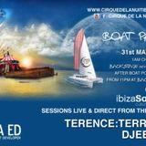 Terence Terry b2b Djebali @ Cirque de la Nuit Boat Party - Ibiza (31-05-2013)