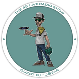 45 Live Radio Show pt. 25 with guest DJ JSTAR *One Year Anniversary*